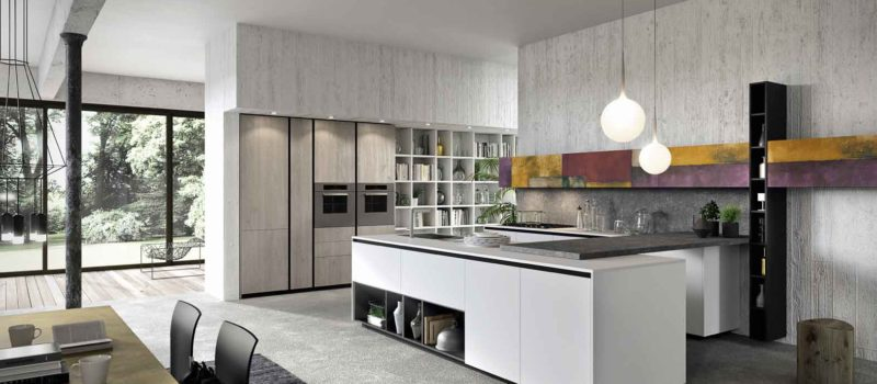 Expertos en Cocinas de Diseño Italianas | Nexo Cocinas