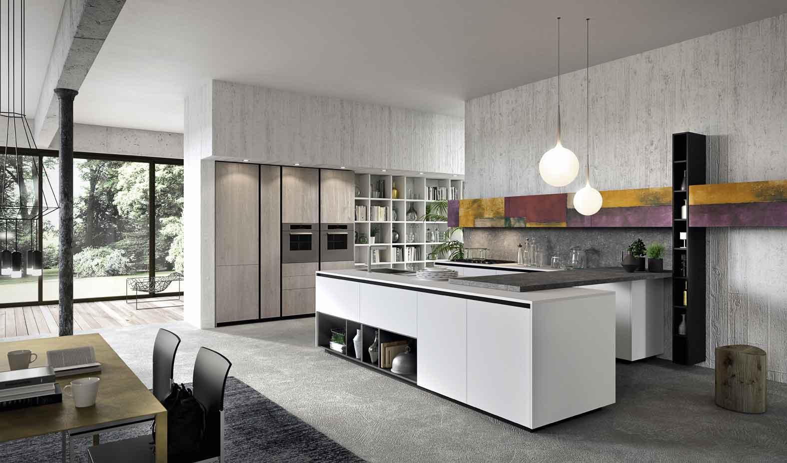 Expertos en cocinas de dise o italianas nexo cocinas - Aran cucine italy ...